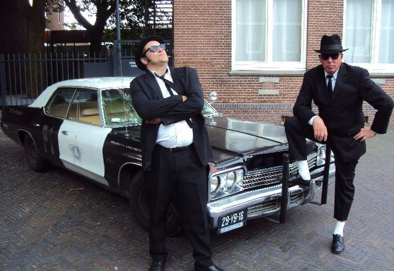 Blues Mobil mieten